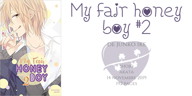 My fair honey boy #2