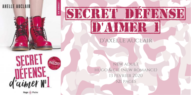 Secret défense d'aimer #1