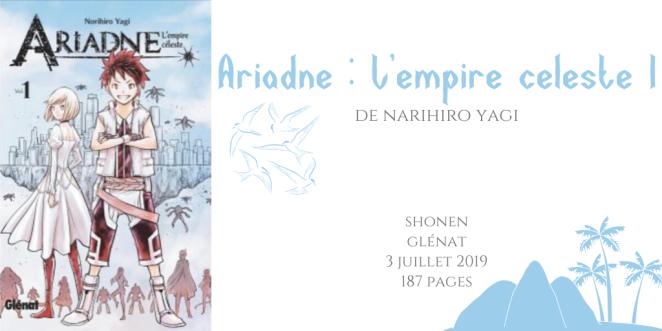 Ariadne _ l'empire céleste #1