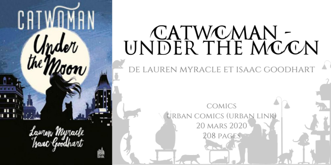 Catwoman - Under the moon