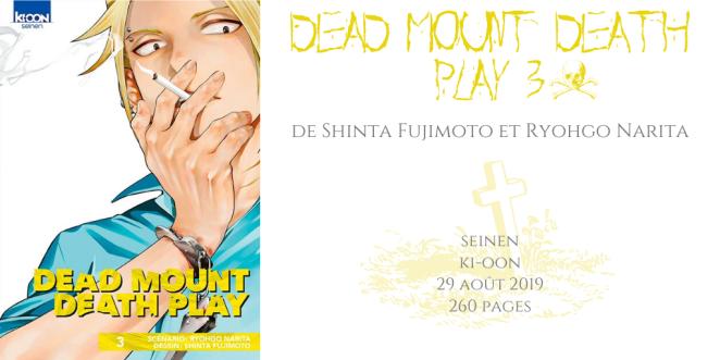 Dead mount death play #3