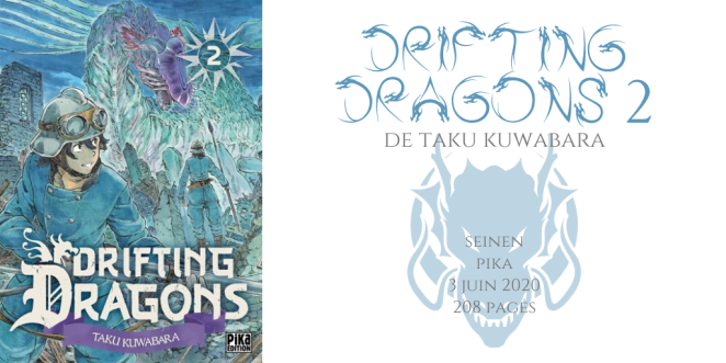 Drifting dragons #2