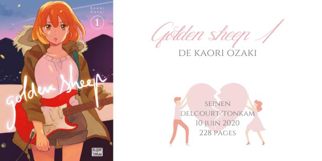 Golden sheep #1