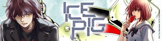 Ice pig bannière