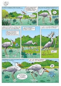 Les oiseaux en bande dessinée T1 image 2