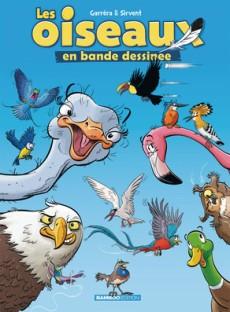 Les oiseaux en bande dessinée T1