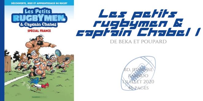 Les petits rugbymen & captain Chabal #1