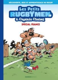 Les petits rugbymen & Captain Chabal T1