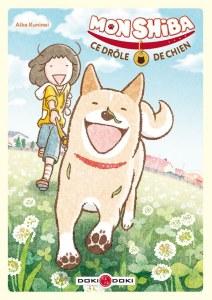 Mon shiba ce drôle de chien