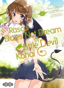 Rascal does not dream of little devil kohai T1