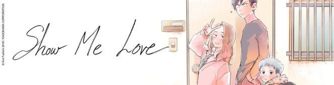 Show me love bannière