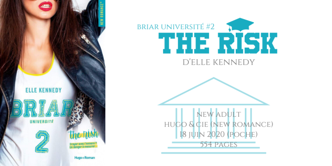 The risk (Briar university #2)