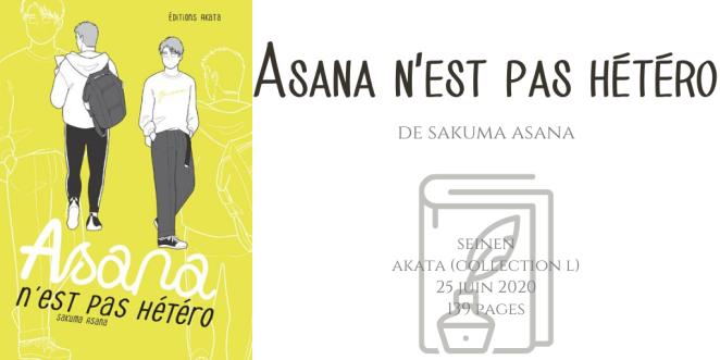 Asana n'est pas hétéro