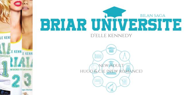Briar université - Bilan saga