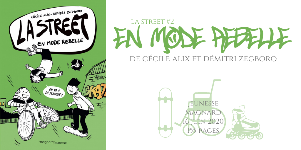 En mode rebelle (La street #2)