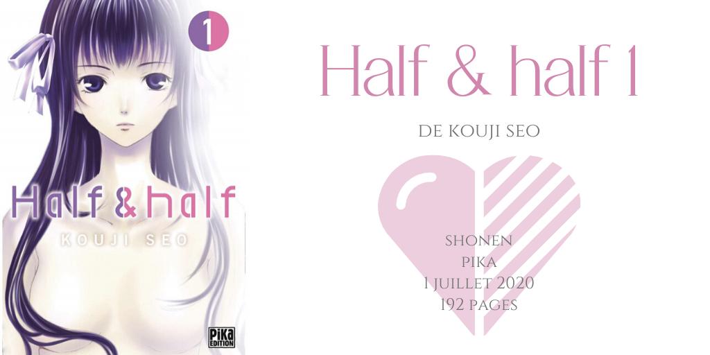Half & half #1