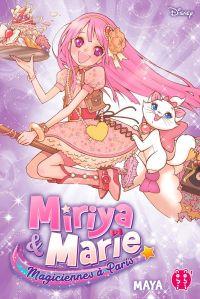 Miriya et Marie magicienne à Paris