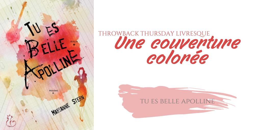 TBTL - Une couverture coloré