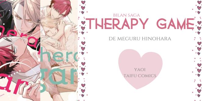Therapy game - Bilan saga