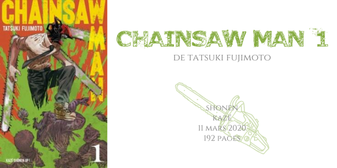 Chainsaw man #1