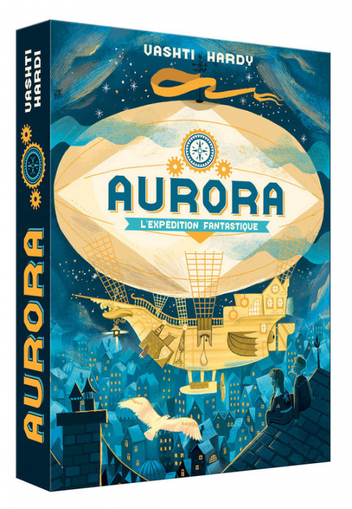 Aurora T1 L'expédition fantastique