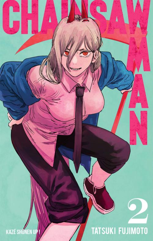 Chainsaw man T2